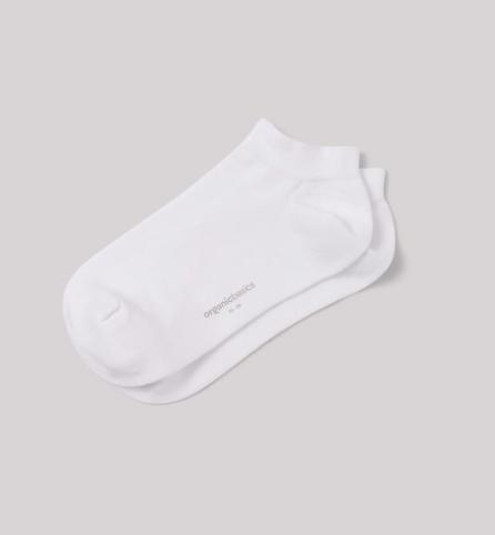 GOTS certified organic cotton socks, eczema socks, ankle socks