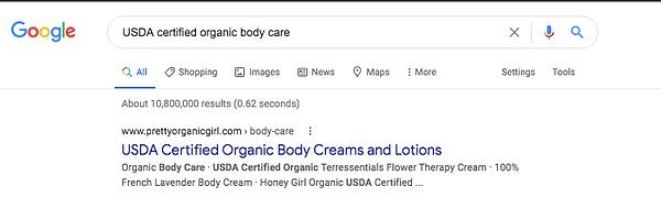 USDA Certified Organic body care.tiff