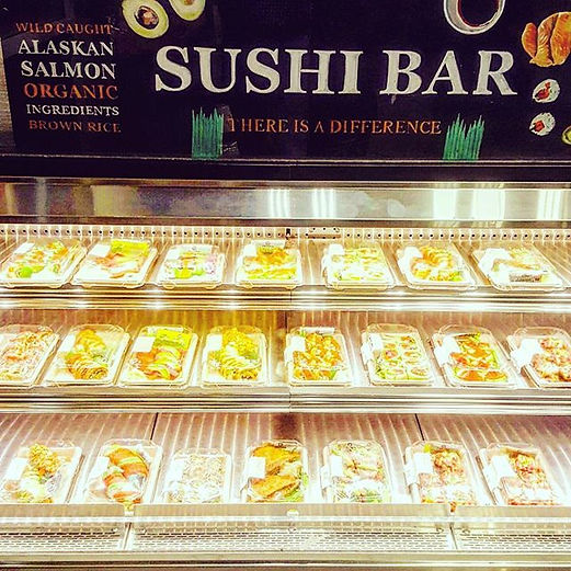 The Only Certified USDA Organic Sushi in Los Angeles, Beverly Hills, Calabasas, Valley California, best sushi bar, wild salmon, organic brown rice, black rice, organic soy