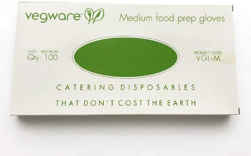 compostable food grade gloves, eco-friendly, safe, non-toxic, restaurants, hotels, spa
