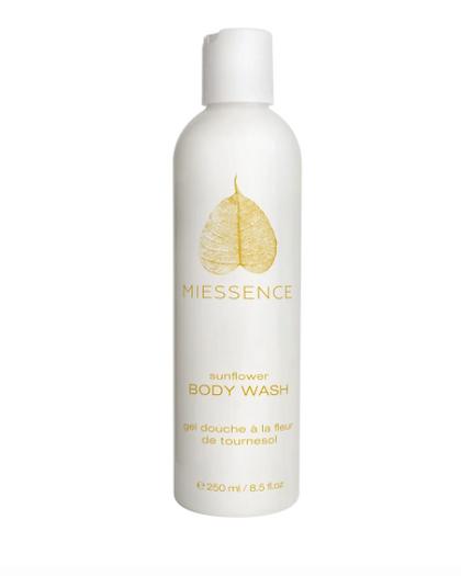 Certified organic Body WasH Miessence sunflower