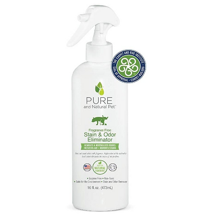 Certified organic pet stain, odor remover, pets safe, non-toxic, natural, pure, safe, pee, poop, smell, carpet, indoor, urine