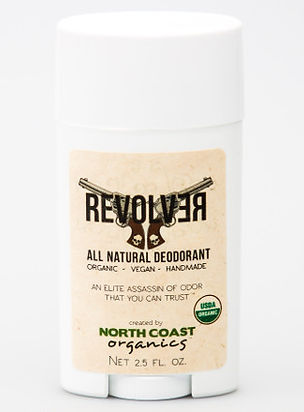 Certified organic deodorant for men, jack henry, natural deodorant for men, non-toxic deodorant for men, revolver