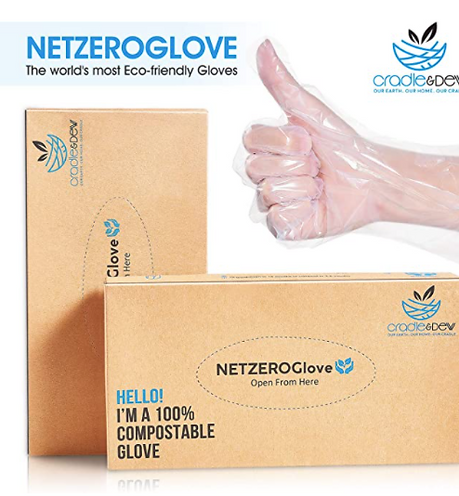 eco-friendly gloves for chef, kitchen, restaurants, hotels, food handler