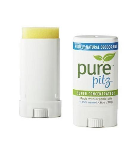 organic deodorant, natural, non toxic deodorant,