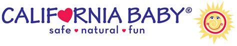 california baby logo