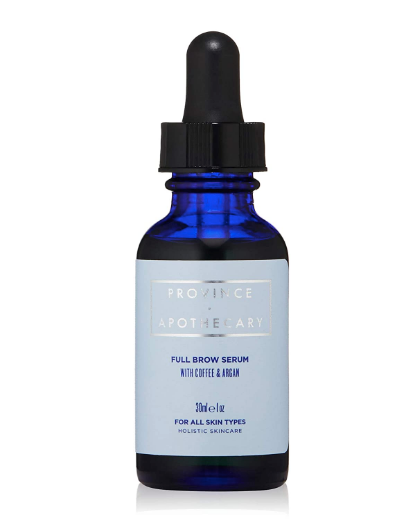 certified organic lash and brow serum
