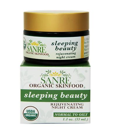 USDA Certified Organic Night Cream