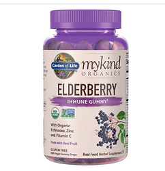 organic suppements for kids, Mary Ruth's organic supplements, supports for kids, focus and attention, Mykind elderberry immune gummy
