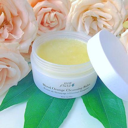 usda organic makeup remover balm