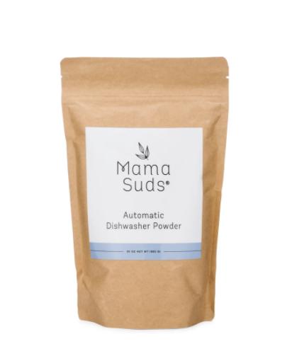 organic dishwasher powder