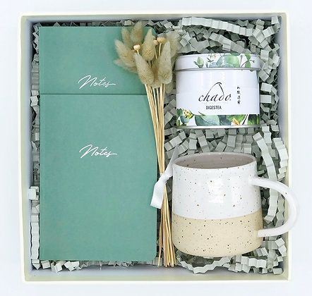 Little Notes - Green Mid Box 1