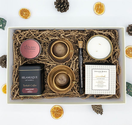 New Year Coffee Big Box