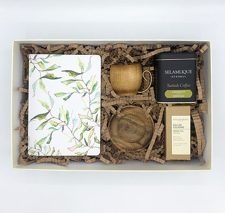 Green Wooden Big Box