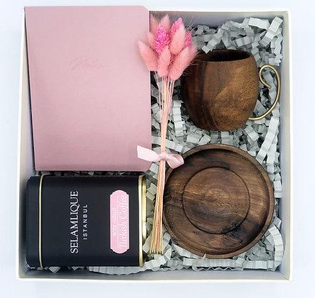 Pink Mini Coffee Box