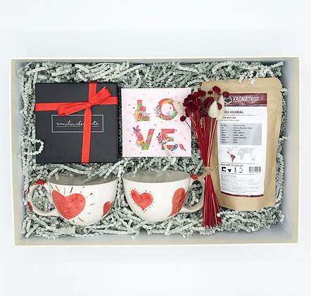 Coffee with Love Double Box