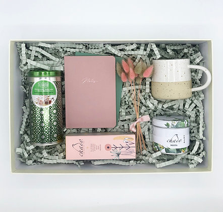 Little Notes - Pink & Green Big Box 1
