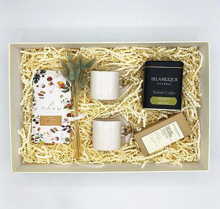 White Coffee Big Box