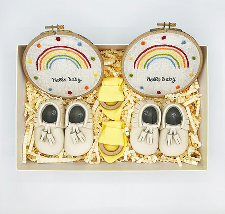 Rainbow Twins Box