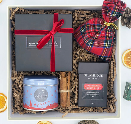 New Year Chocolate & Coffee Box