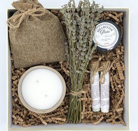 Lavender Spa Box