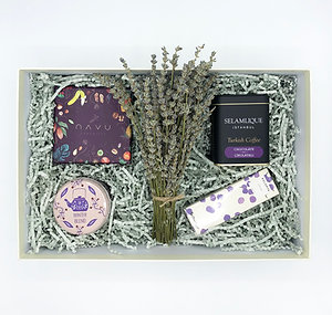 Purple Lavender Big Box