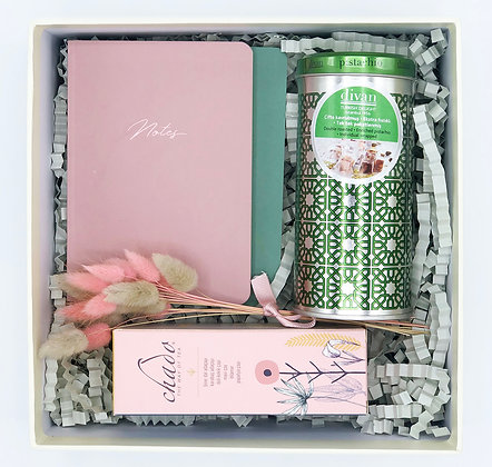 Little Notes - Pink & Green Mid Box 2