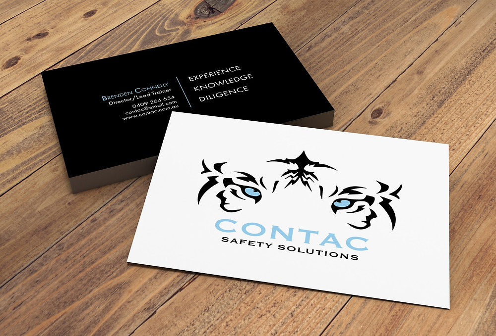 Marketing collateral - BUSINESS CARDS