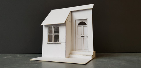 Front of House Scale Model