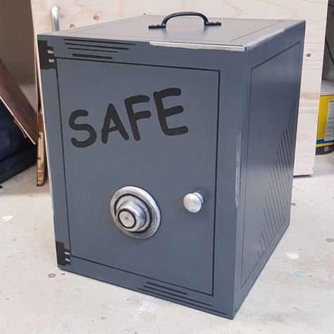 Cartoon Style Safe
