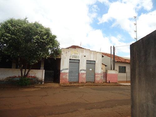 CASA-SALÃO COMERCIAL