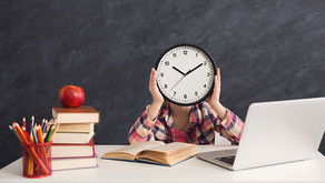Time Management for Online Learning Environment