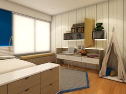Dormitorio Andres
