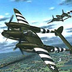 P-38 Forked Devil