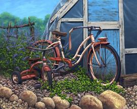 Big Bike Little Trike