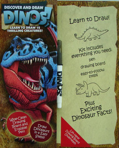 Discover and Draw Dinos