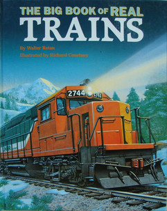 The Big Book of Real Trains