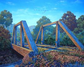 Bridge Over Verdigris Creek