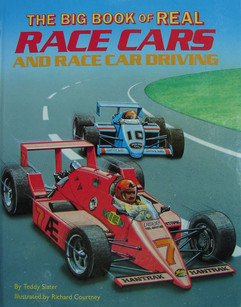 The Big Book of Real Racecars