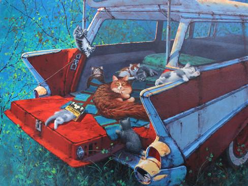 The Family Wagon