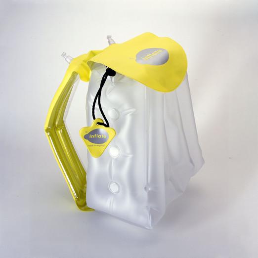Inflate Backpack design
