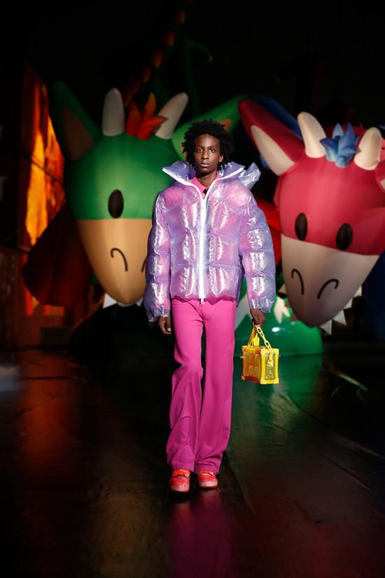 Louis Vuitton Mens | Inflatable Puffa | Spring '21