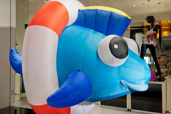 Blue Fish | Project Ocean, 2009