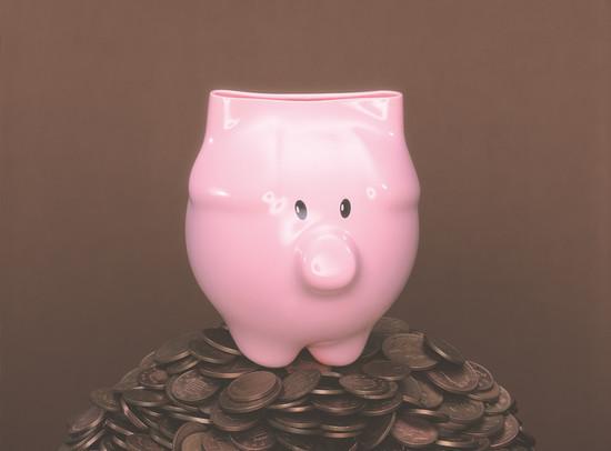 Piggy | Steve Bretland, 1997