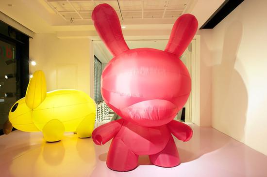 Dunny & Friends | Kid Robot, 2009
