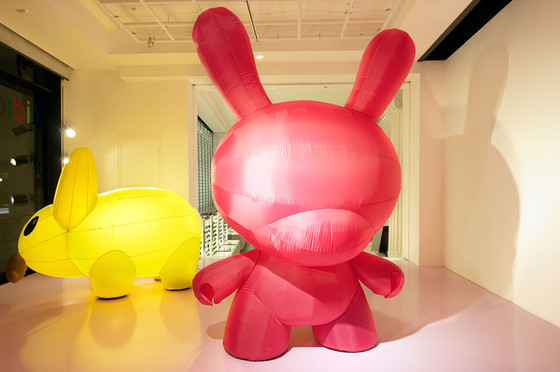 Kidrobot Inflatables