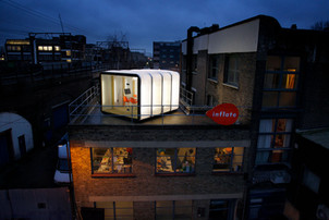 AirClad Roof Office Pod