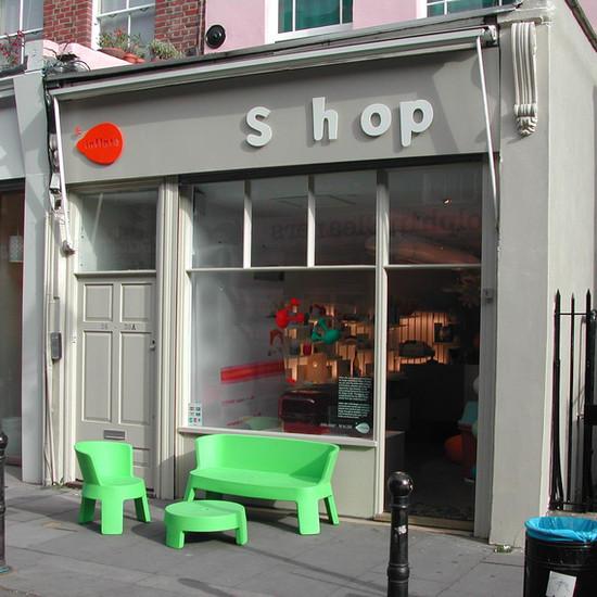 SHOP   Exmouth Market, London