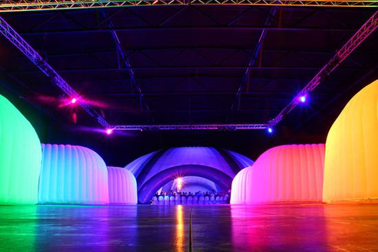 OIAB & Trident Dome