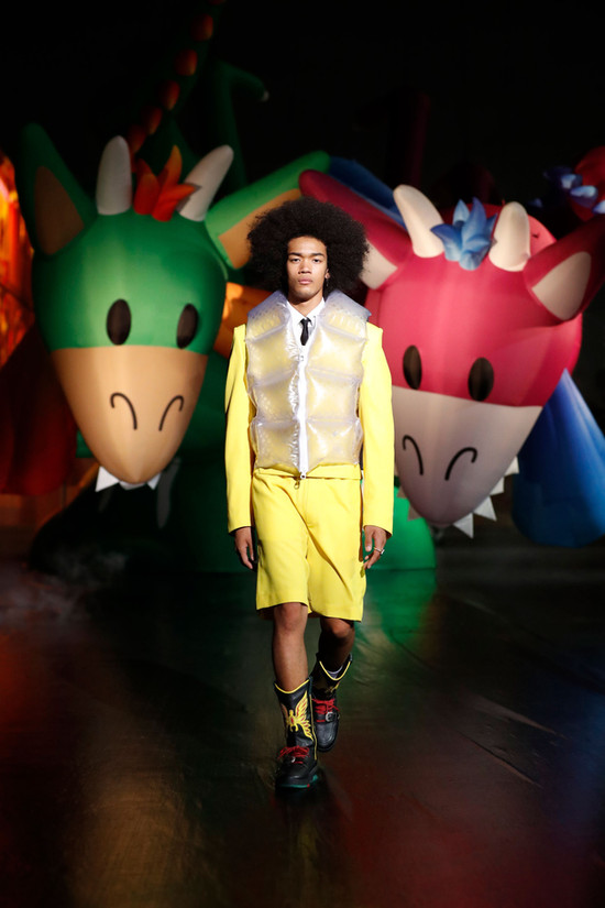 Louis Vuitton Mens | Inflatable Gilet | Spring '21
